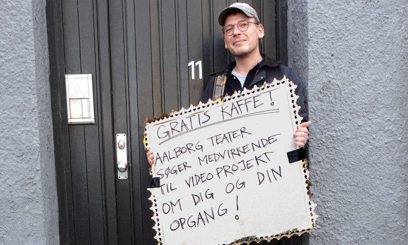 Instruktøren bag forestillingen, Kristoffer Lundberg