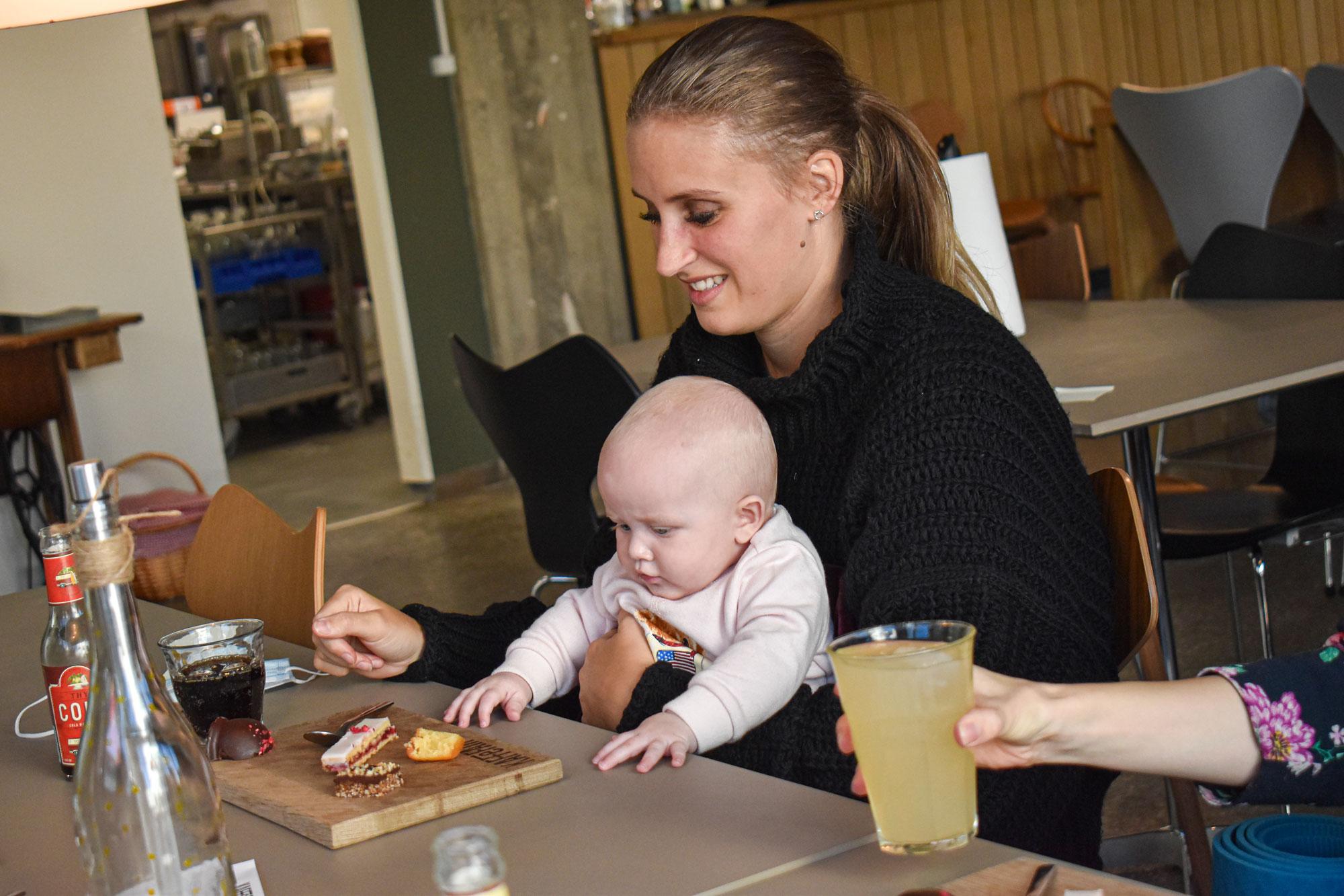 Nybagt mor?: Kom til Stimulerende leg for din baby