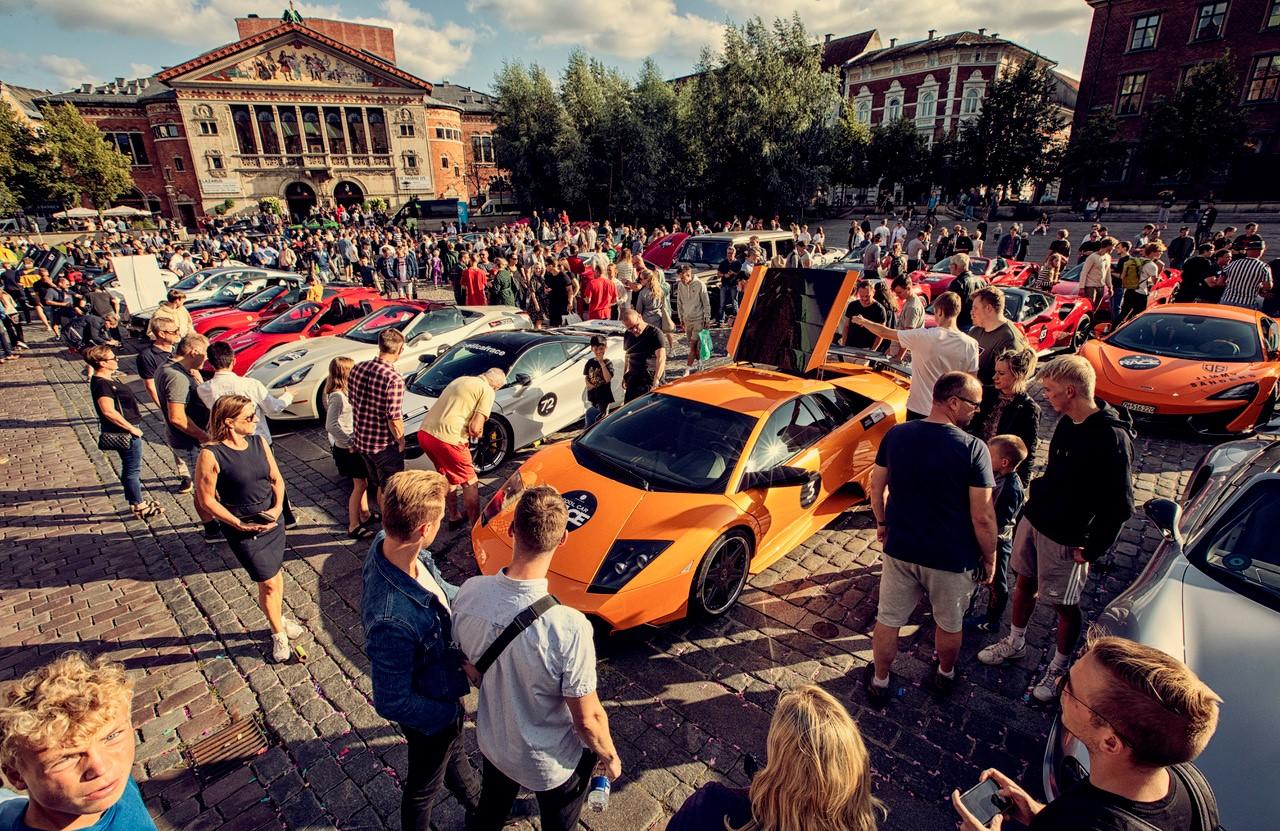 Helt vildt: Cool Car Race samler 2,1 mio. kr. ind til alvorligt syge børn