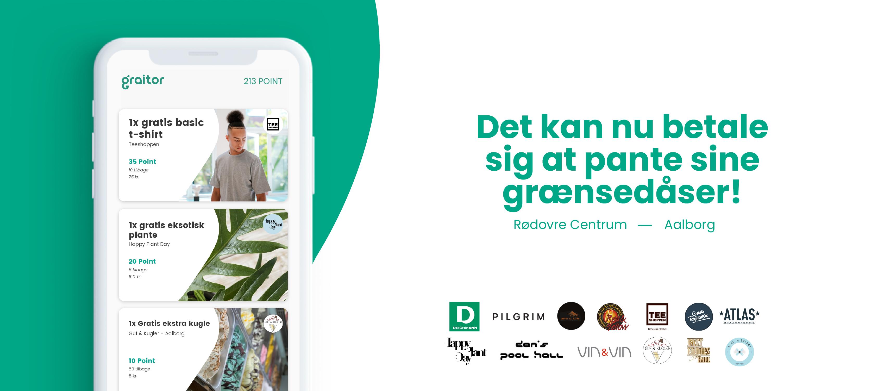 Pant på grænsedåser: Ny pantapp lanceres i Aalborg