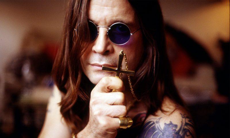 Ozzy Osbourne, portrait, London, United Kingdom, 1991. Foto: Martyn Goodacre/Getty Images