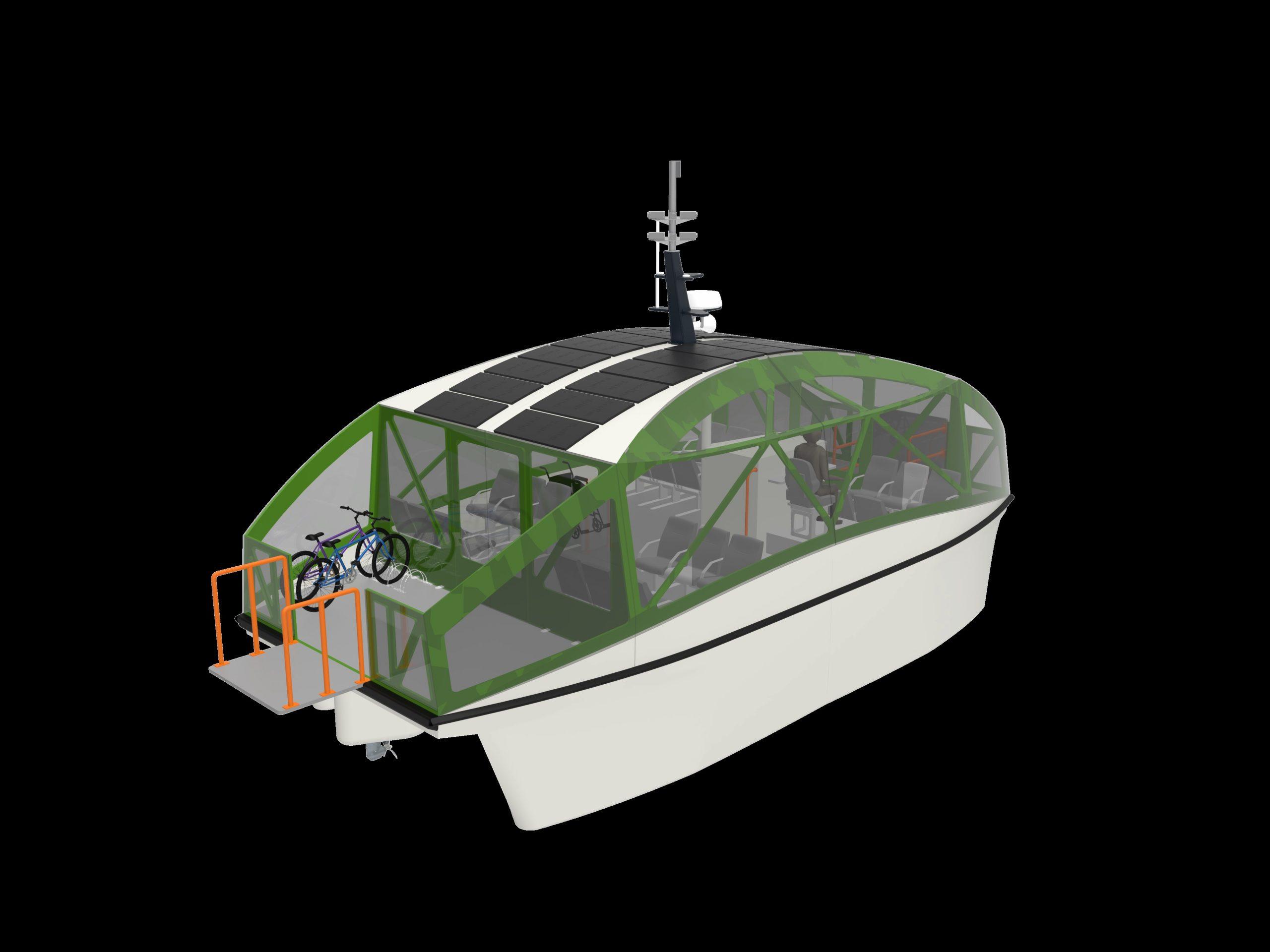 Aftale på plads: Nu realiseres landets første førerløse færgeforbindelse