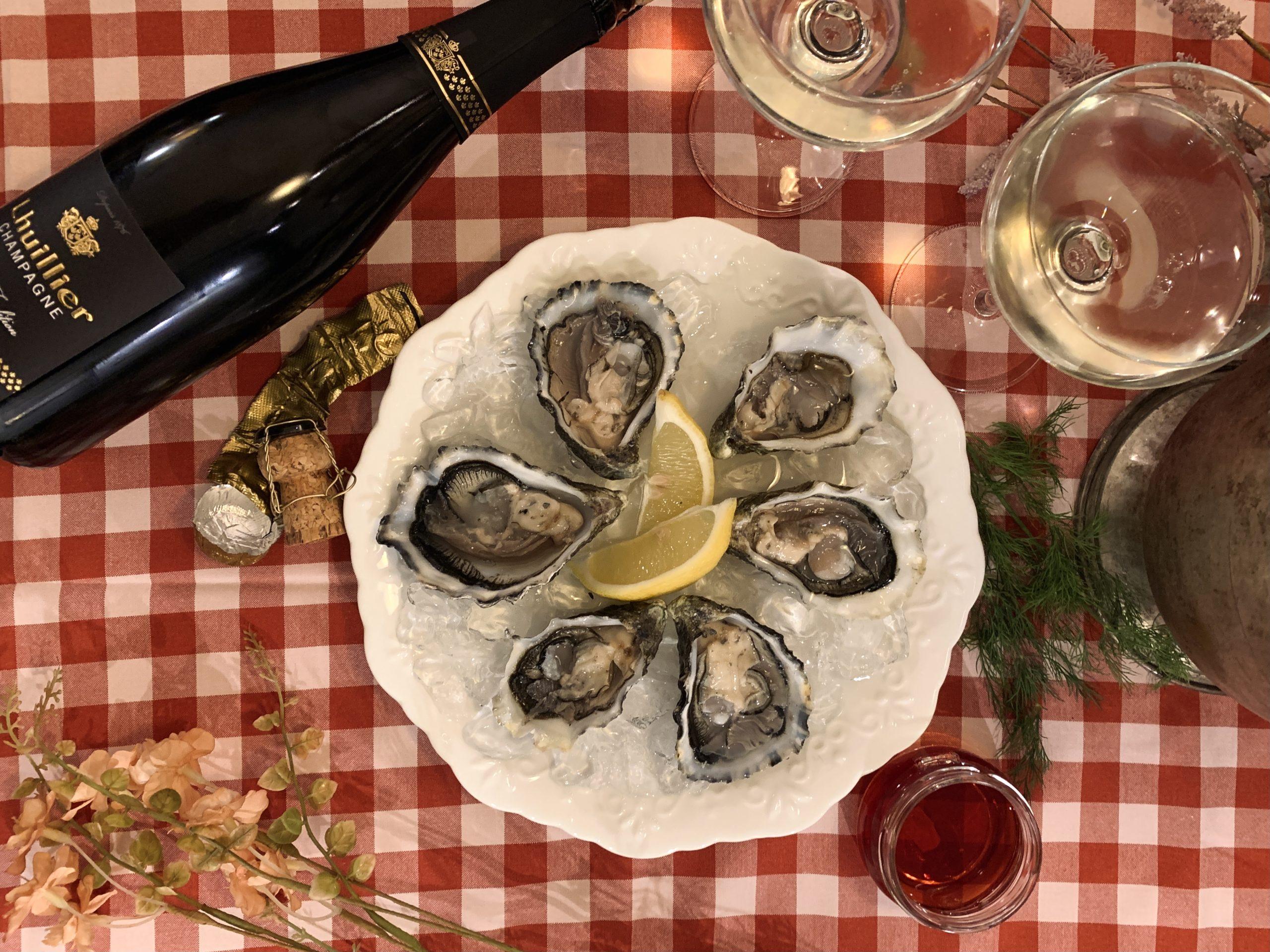 Den perfekte smagskombination: Vinbar inviterer til Østers & Champagne