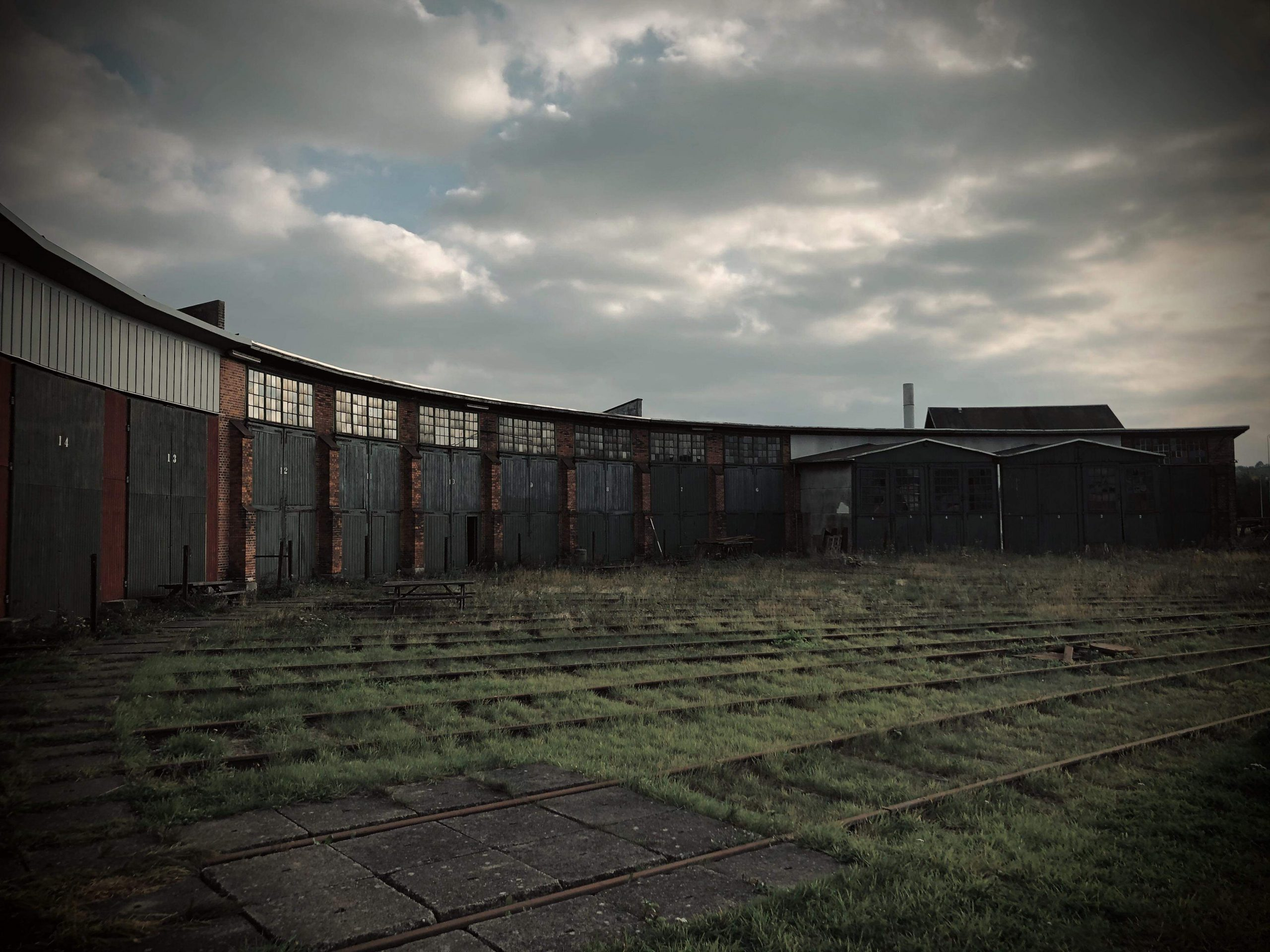 Kæmpe bygning bliver til rædselshus: Tør du prøve Aalborgs vildeste gyser-event?