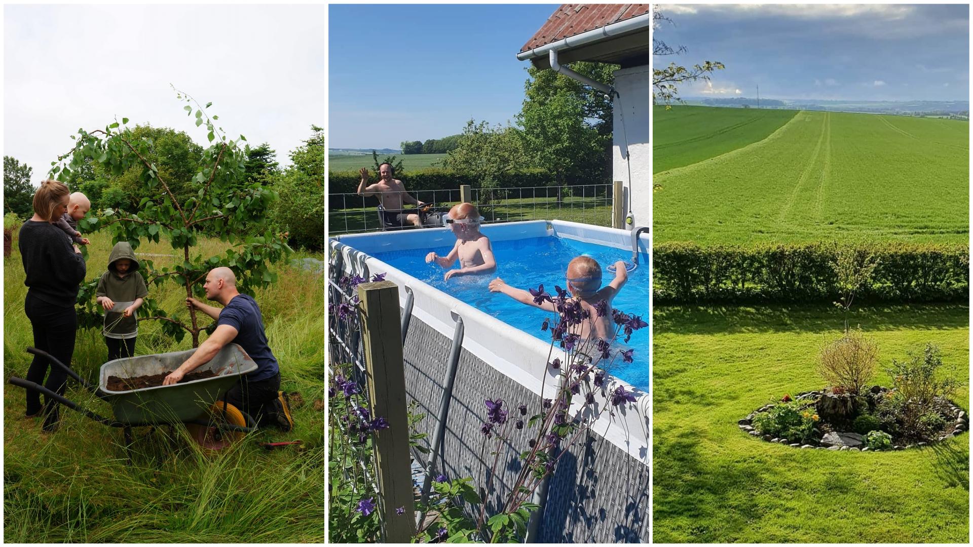 Tæt på skøn natur og Aalborg: Kongerslev har succes med at tiltrække nye indbyggere