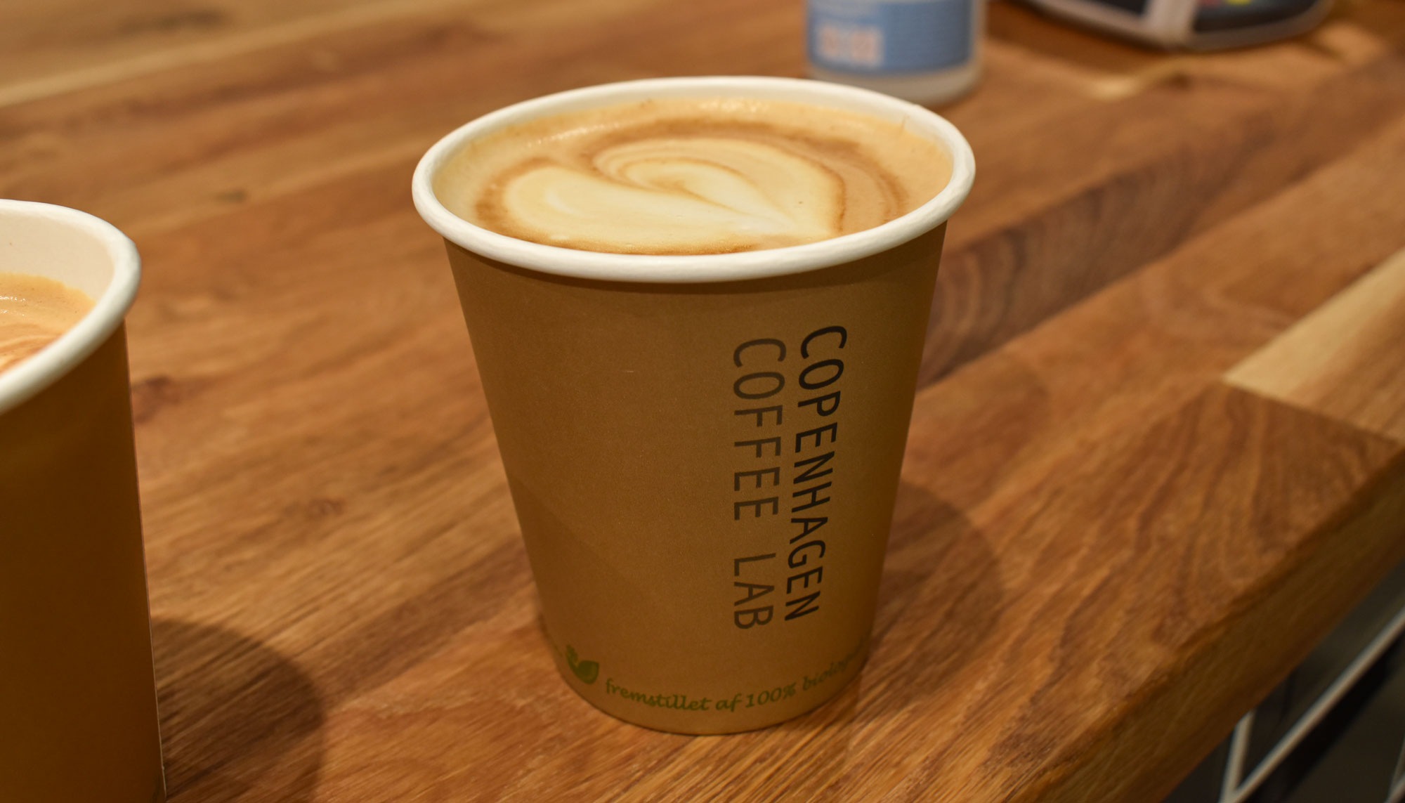 Kvalitetskaffe og lækkert bagværk: Ny kaffebar er åbnet i Aalborg