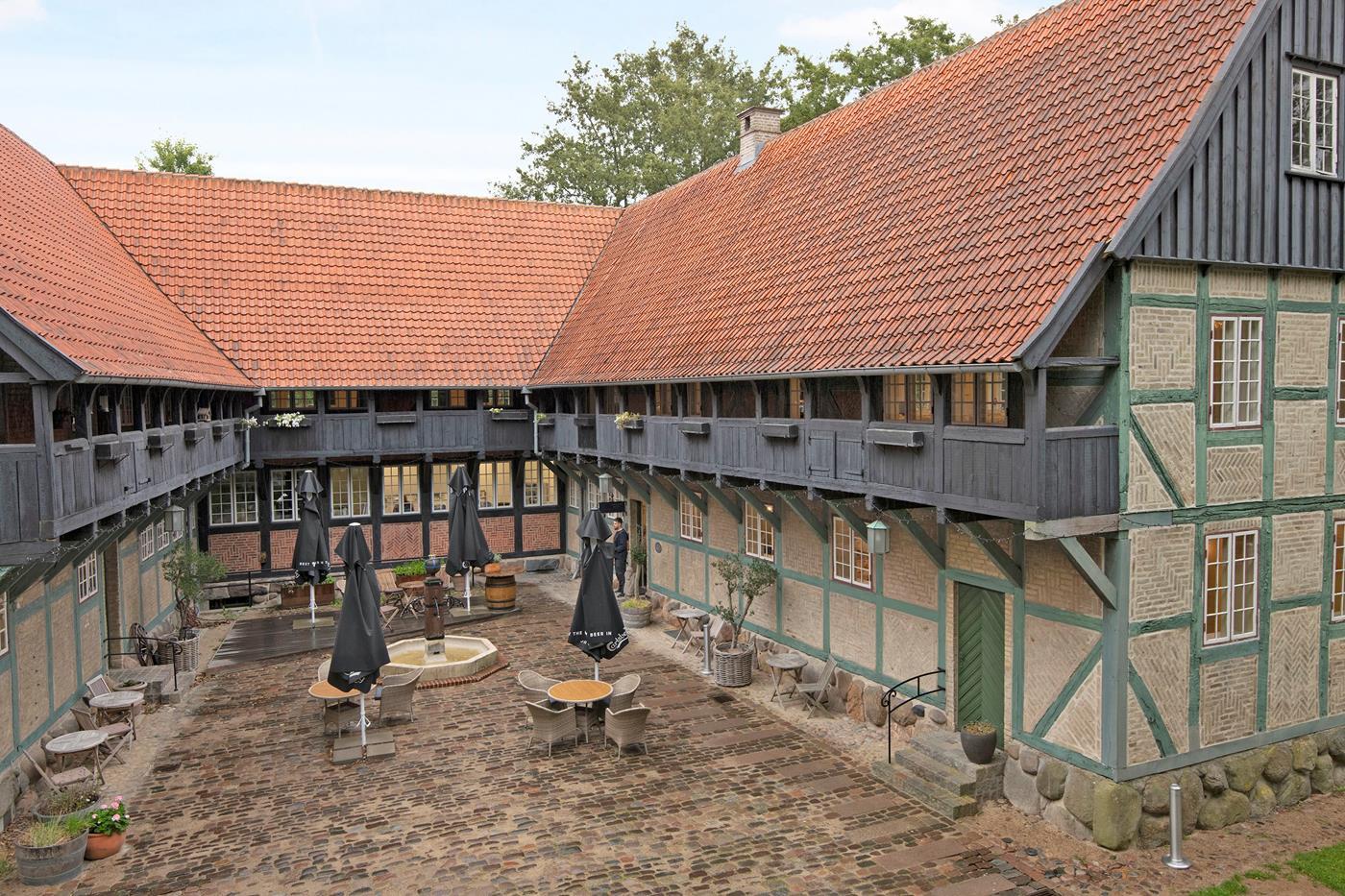 Unik mulighed: Åbn din egen restaurant i et af Aalborgs ældste byhuse