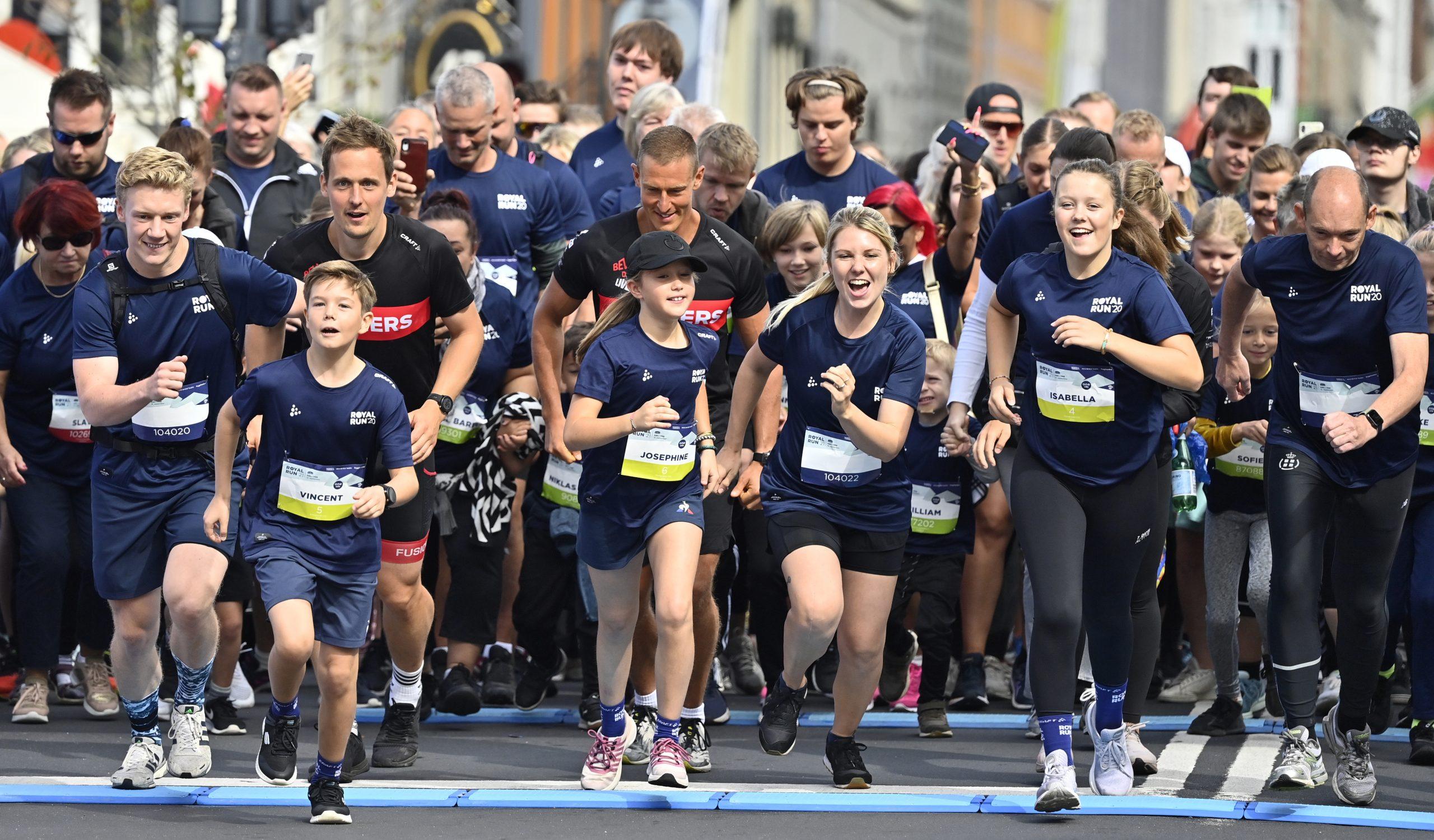 Fantastisk nyhed: Kronprins Frederik melder ny Royal Run-dato ud