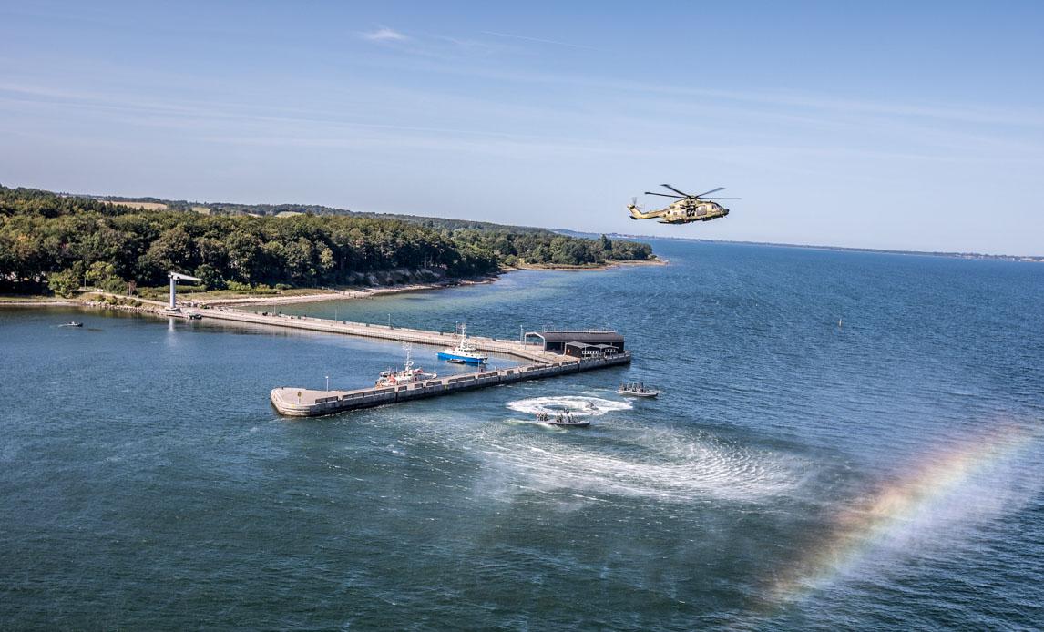Største øvelse til dato: 2500 soldater indtager Aalborg og Nordjylland