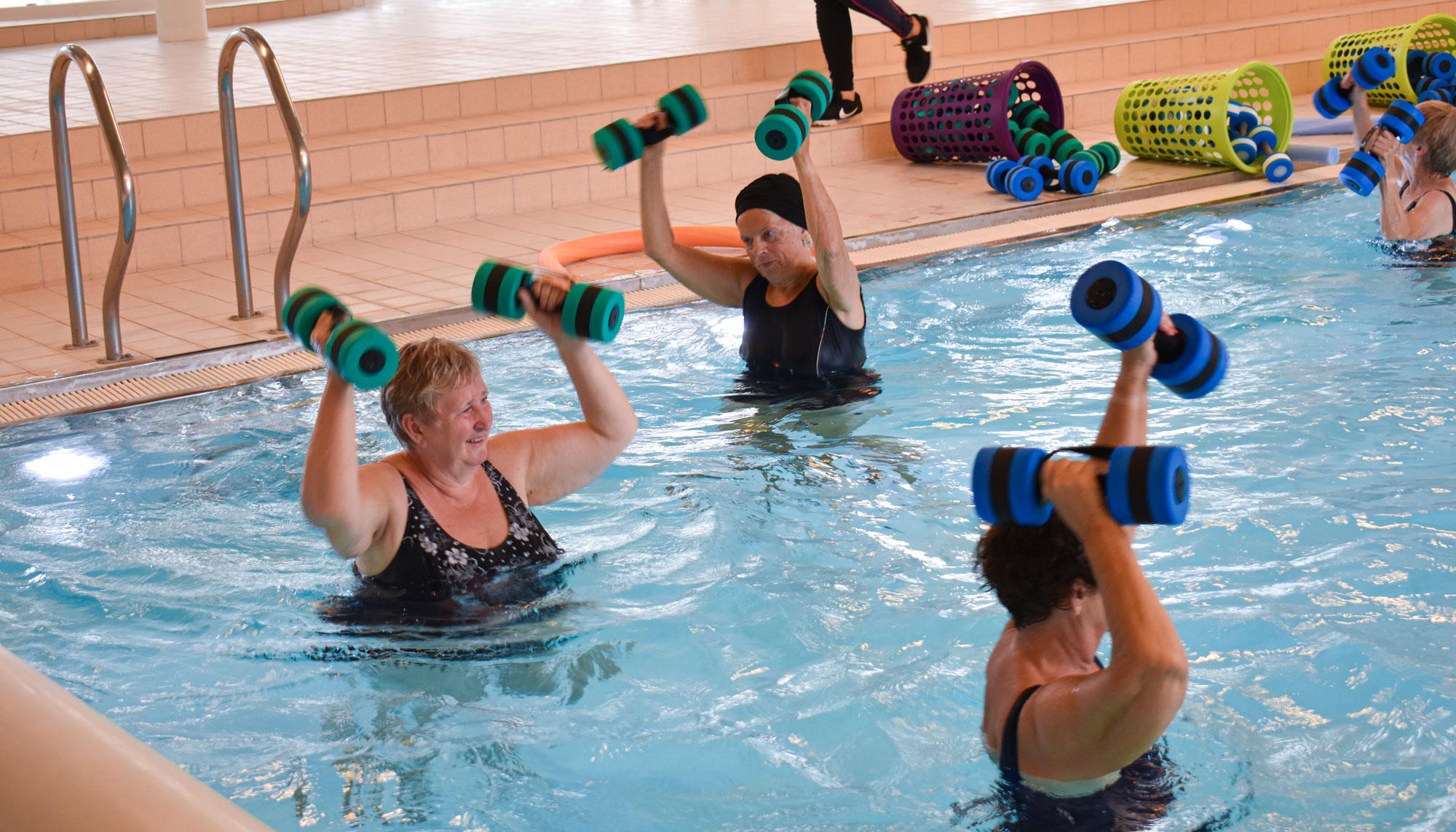 Van(d)vittig god stemning: Fokus Aalborg har stor succes med hold i vand