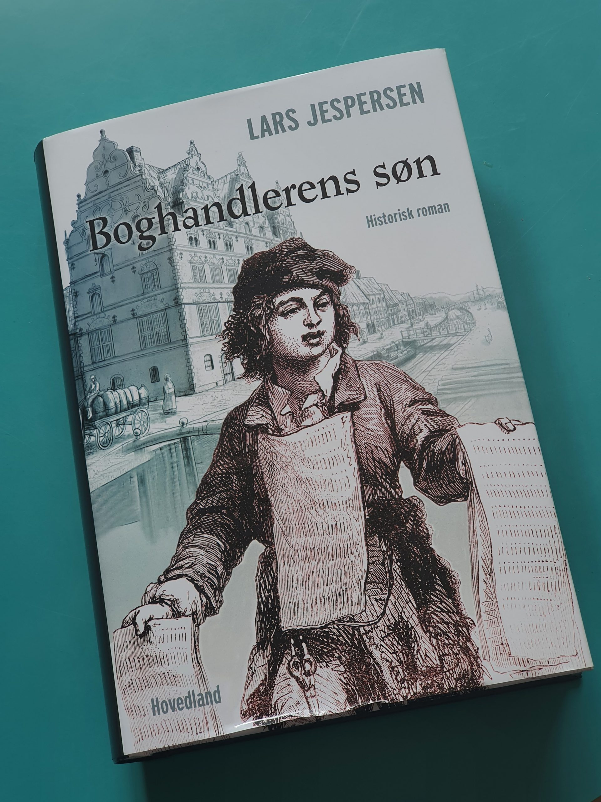 Byens vilde historie: Ny bog har historiske Aalborg i hovedrollen